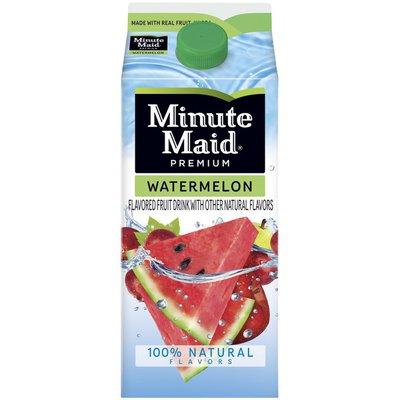 Minute Maid Premium Watermelon, Fruit Juice Drink