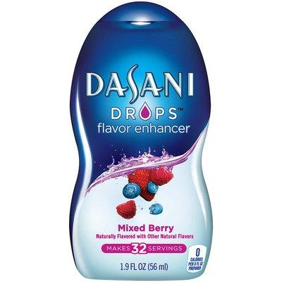 Dasani Drops Mixed Berry Flavor Enhancer