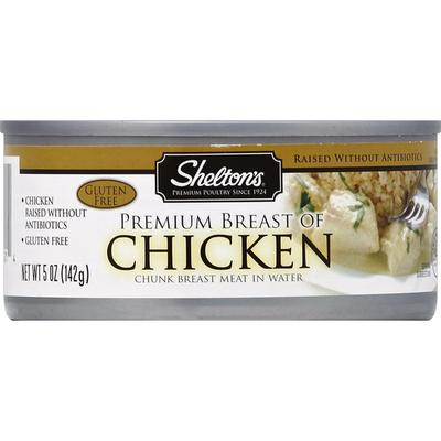 Shelton's Chicken, Premium Breast
