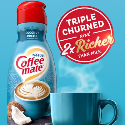 Coffee mate Coconut Creme Liquid Coffee Creamer