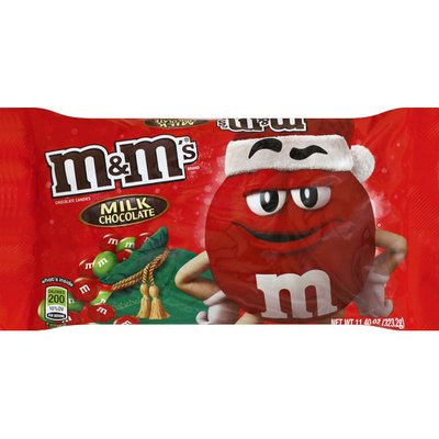 M&M's Chocolate Candies, Milk Chocolate