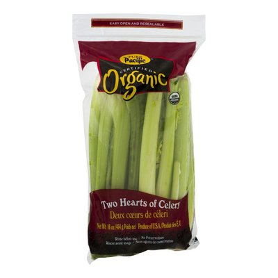 Pure Pacific Organic Hearts of Celery