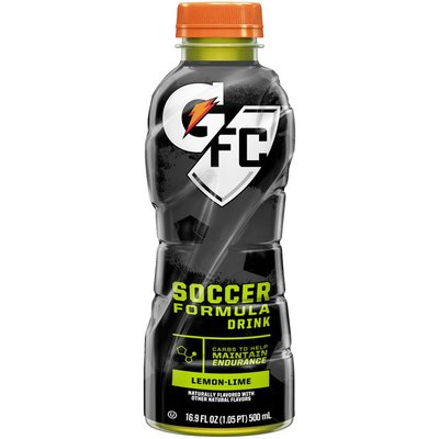 Gatorade FC Lemon-Lime Soccer Formula Sports Drink