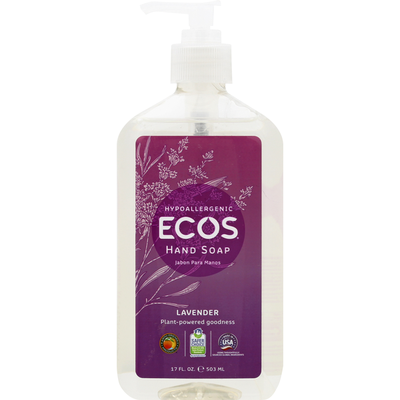 ECOS Hand Soap, Lavender