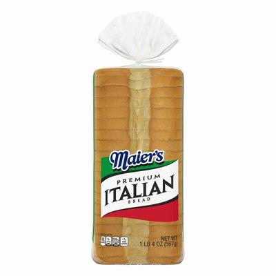 Maier's Premium Italian Bread