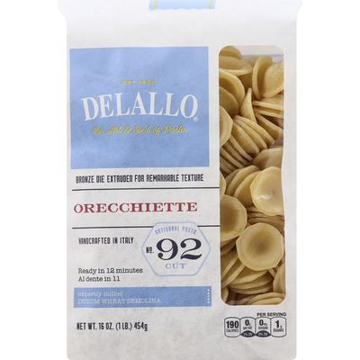 DeLallo Orecchiette #92