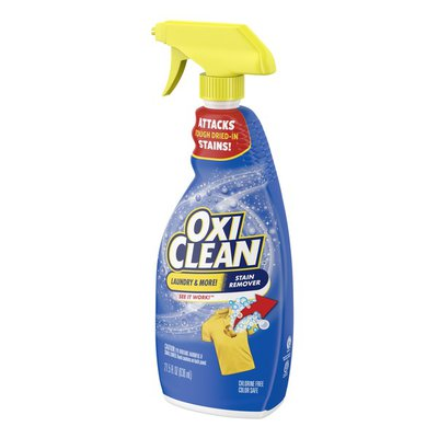 OxiClean Laundry Stain Remover Spray,