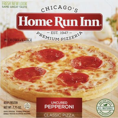 Home Run Inn Pizza, Uncured Pepperoni