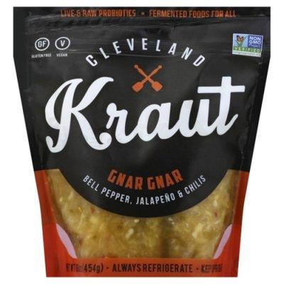 Cleveland Kraut Gnar Gnar, Bell Pepper, Jalapeno & Chilis