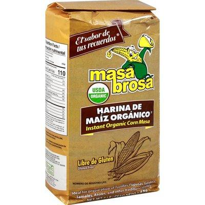 Masa Brosa Corn Masa, Instant, Organic