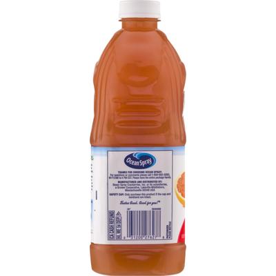 Ocean Spray Ruby Red Original Grapefruit Juice Drink