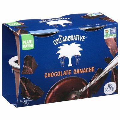 The Collaborative Chocolate Ganache Dessert Cups