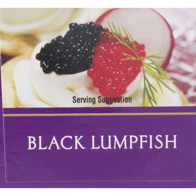 Romanoff Caviar Caviar, Black Lumpfish