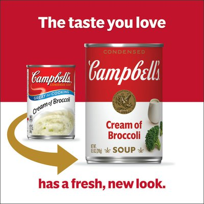 Campbell's® Cream of Broccoli Soup