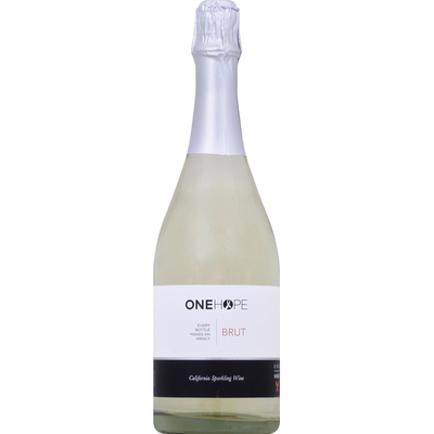 OneHope Sparkling Wine, Brut, California