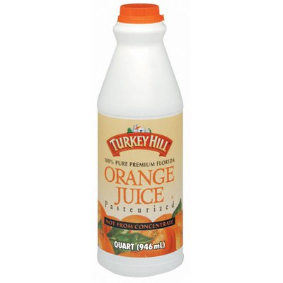 Turkey Hill Not from Concentrate Orange Juice
