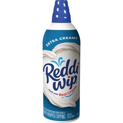 Reddi-wip Dairy Topping Extra Creamy