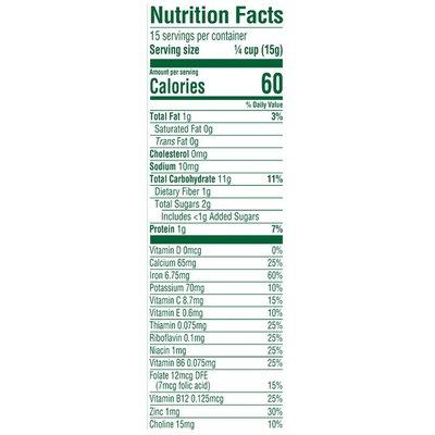 Gerber 2nd Foods Organic Oatmeal Banana Baby Cereal
