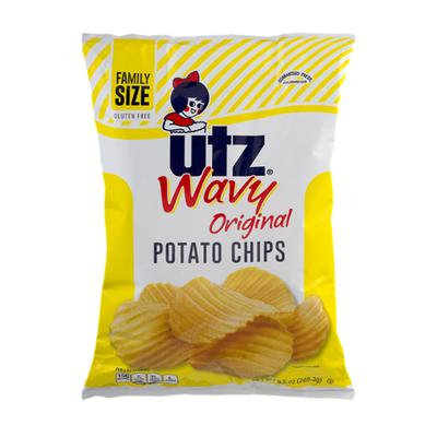 Utz Wavy Original Potato Chips