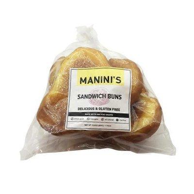 Maninis Gluten Free Sandwich Buns