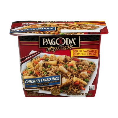 Pagoda Express Meal Chicken Fried Rice