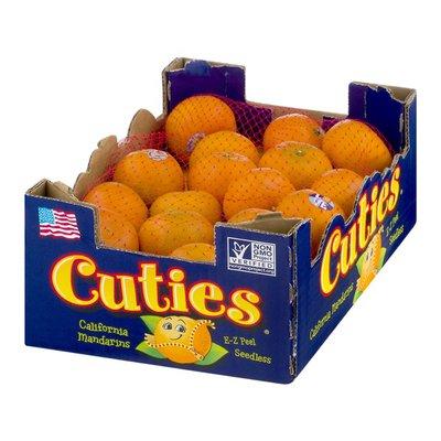 Cuties Clementines Oranges, Bag