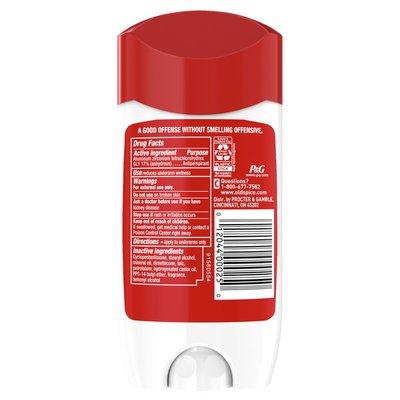 Old Spice Anti-Perspirant Deodorant For Men, Pure Sport Scent