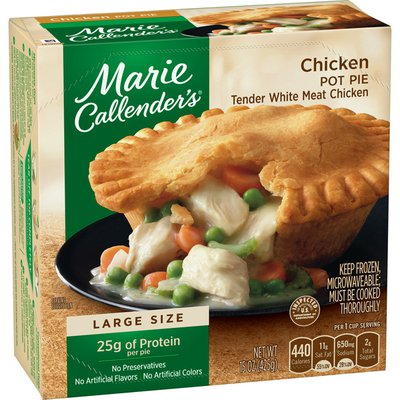 Marie Callender's Chicken Pot Pie DRC
