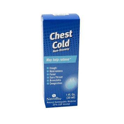 NatraBio Chest Cold Relief