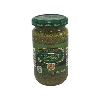 Priano Genovese Pesto Sauce