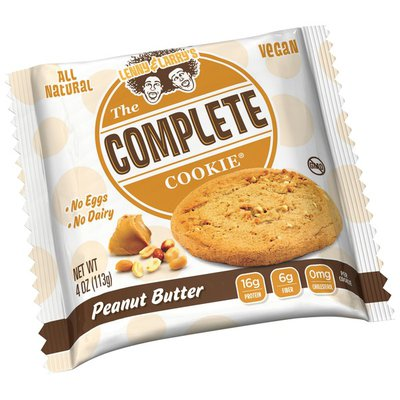 Lenny & Larry's The COMPLETE COOKIE Peanut Butter Plant-based Protein Cookies