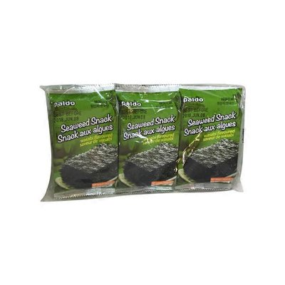 Paldo Wasabi Roasted Seaweed