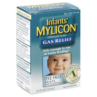 Mylicon Gas Relief, Simethicone/Antigas