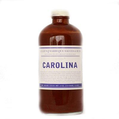 Lillie's Q Barbeque Sauce, Carolina, No. 40