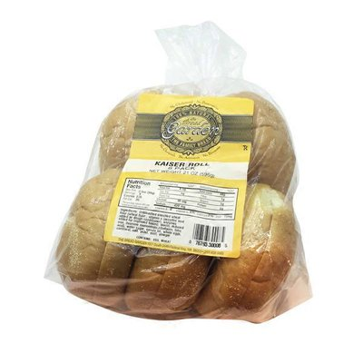 The Bread Garden Kaiser Rolls