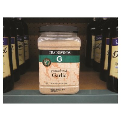 First Street Granulated Garlic
