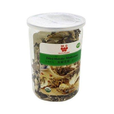 Wei Chuan Organic Dried Maitake Mushrooms
