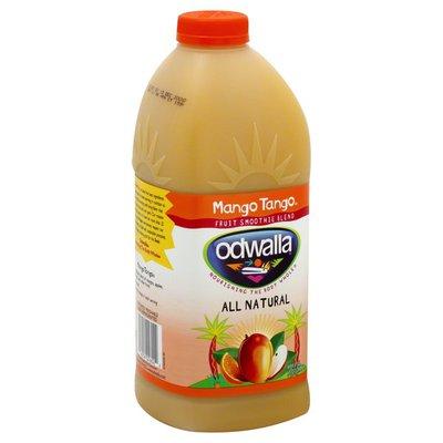 Odwalla Fruit Smooth Blend, Mango Tango