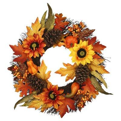 Creative Design Wreath, 20 Inch