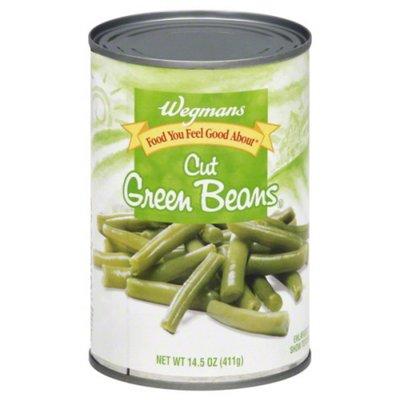 Wegmans Food You Feel Good About Cut Green Beans