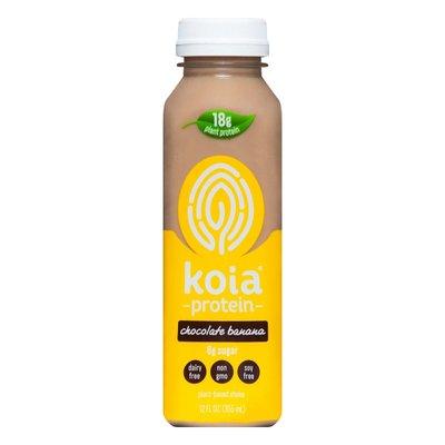 Koia Protein Chocolate Banana