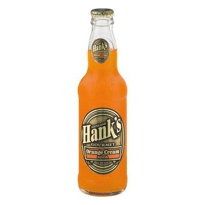 Hank's Gourmet Orange Cream Soda