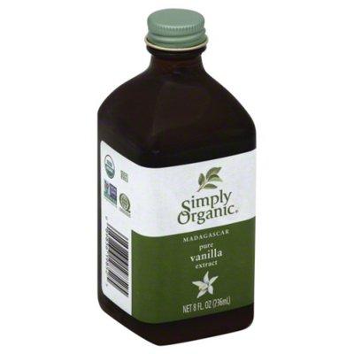 Simply Organic Vanilla Extract, Pure, Madagascar