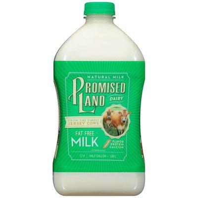 Promised Land Dairy Fat Free Milk