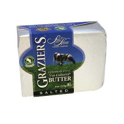 Sierra Nevada Graziers Salted European Style Vat-cultured Butter