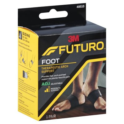 FUTURO FUTURO™ Therapeutic Arch Support, Adjustable