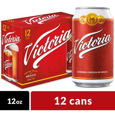 Victoria Beer Cans