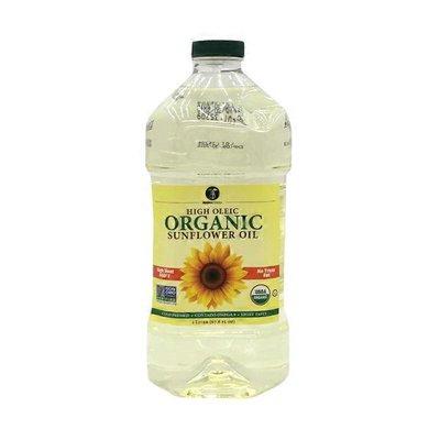 Buona Terra Organic High Oleic Sunflower Oil