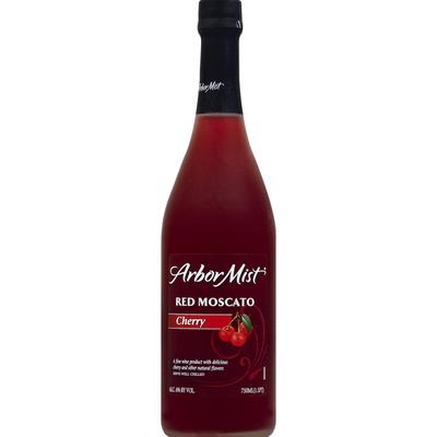 Arbor Mist Cherry Red Moscato Fruit Wine