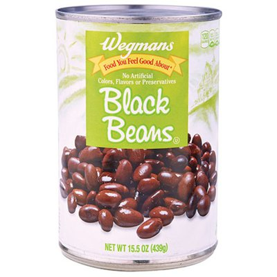 Wegmans Food You Feel Good About Black Beans